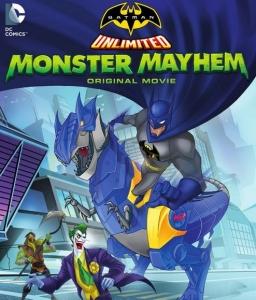 فلم كرتون الاكشن باتمان Batman Unlimited Monster Mayhem 2015 مترجم