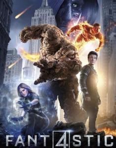 فلم الاكشن والخيال العلمي المذهلون الاربعة Fantastic Four 2015 مترجم