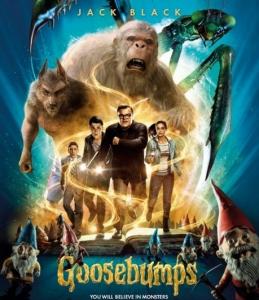 فيلم Goosebumps 2015 صرخة الرعب الجزء الاول مترجم