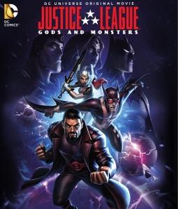 شاهد فلم كرتون الاكشن فرقة العدالة Justice League Gods and Monsters 2015 مترجم