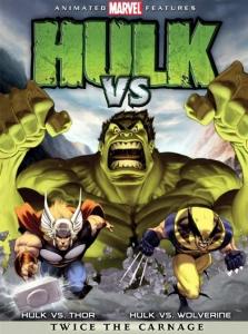 شاهد فلم كرتون الاكشن والخيال Marvels Hulk vs Thor & Wolverine 2009 مترجم