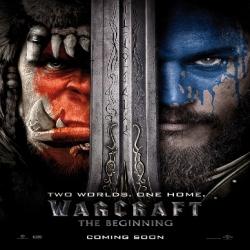 فلم المغامرة والخيال والاكشن وار كرافت Warcraft 2016 مترجم للعربية