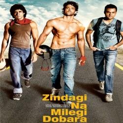 فلم المغامرات والكوميديا والدراما الهندي Zindagi Na Milegi Dobara 2011 مترجم
