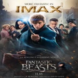 فلم المغامرة والخيال Fantastic Beast and Where To Find The Theme 2016 مترجم للعربية