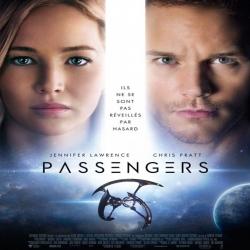 فلم الاكشن والمغامرة والخيال العلمي Passengers 2016 مترجم للعربية
