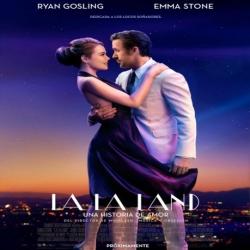 فلم الكوميديا والدراما الموسيقي لا لا لاند La La Land 2016 مترجم للعربية