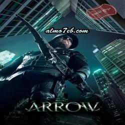 مسلسل الاكشن والمغامرة السهم Arrow الموسم الخامس الحلقه 13