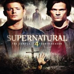 مسلسل الخيال والرعب والإثارة خارق للطبيعة Supernatural الموسم الرابع