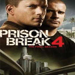مسلسل الاكشن والجريمة والدراما الهروب من السجن الموسم الرابع Prison Break: Sequel S04