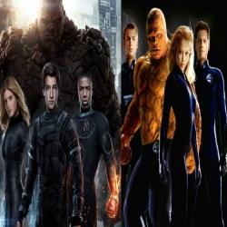 سلسلة افلام الاكشن والمغامرة والخيال العلمي المذهلون الاربعة Fantastic Four