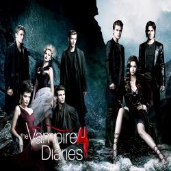 مسلسل الدراما والرعب يوميات مصاص دماء Vampire Diaries - الموسم الرابع