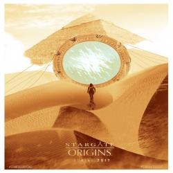 مسلسل المغامرة والخيال أصل ستارجيت Stargate Origins S01 الموسم الاول