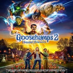 فلم صرخة الرعب 2: اشباح الهالوين Goosebumps 2: Haunted Halloween 2018 مترجم
