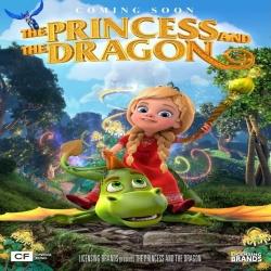 فلم الكرتون الاميرة والتنين The Princess and the Dragon 2018 مترجم