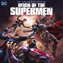 فيلم Reign of the Supermen 2019 عهد سوبرمان مترجم