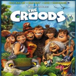 فيلم الكرتون فيلم عائلة كرودز The Croods 2013 مدبلج للعرب