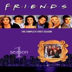 مسلسل الكوميديا فريندز Friends الموسم الاول