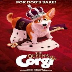 فيلم الكرتون كلب الملكة The Queens Corgi 2019 مترجم