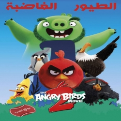 فيلم كرتون الطيور الغاضبة 2 - The Angry Birds Movie 2 2019