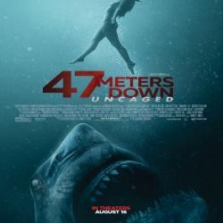 فيلم الرعب 47 Meters Down: Uncaged 2019 مترجم 47 مترا لأسفل بدون قفص