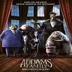 فيلم انيميشن عائلة آدام The Addams Family 2019