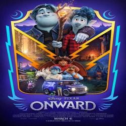 فيلم كرتونأونورد Onward 2019 الى الامام مترجم