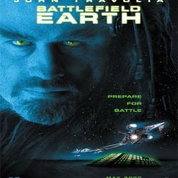 فيلم ارض المعركة Battlefield Earth 2000- مترجم للعربية