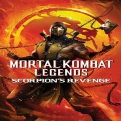 فيلم مورتال كومبات اساطير: انتقام العقارب Mortal Kombat Legends: Scorpions Revenge 2020 مترجم