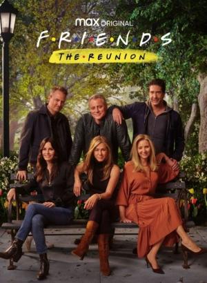 الحلقة الخاصة من فريندز Friends The Reunion 2021 انهم يعودون معا
