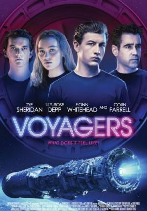 فيلم Voyagers 2021 فويجرز مترجم