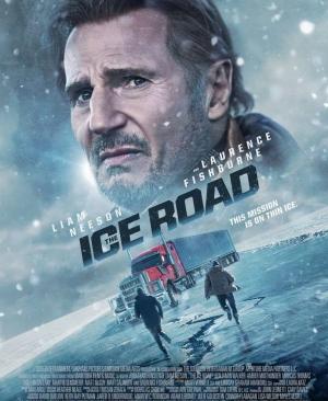 فيلم الطريق الجليدي The Ice Road 2021 - مترجم للعربية