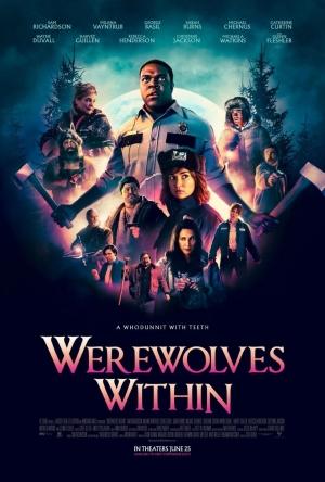 فيلم المستذئبون بالداخل Werewolves Within 2021 - مترجم للعربية