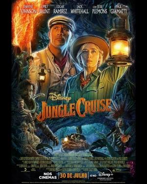 فيلم غابة كروز Jungle Cruise 2021 - مترجم للعربية
