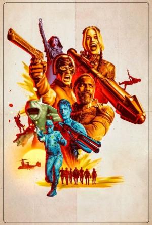 فيلم The Suicide Squad 2021 الفرقة الانتحارية 2