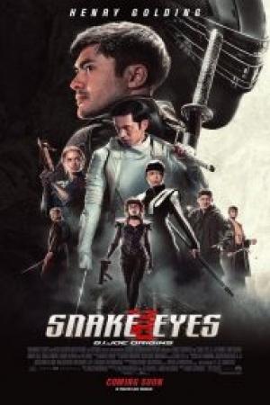فيلم Snake Eyes 2021 عيون الأفعى: أصول جي.آي. جو مترجم
