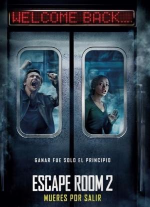 فيلم EscapeRoom 2021 غرفة الهروب 2 مترجم
