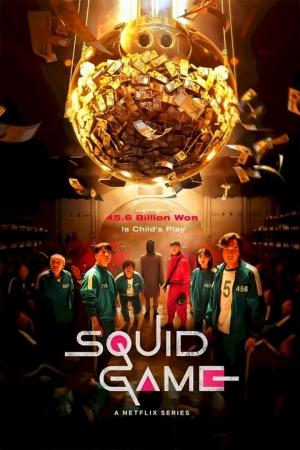 مسلسل لعبة الحبار Squid Game الموسم الاول - مترجم للعربية
