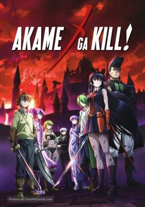 مسلسل الانمي أكامي قاتلة بالاكراه Akame Ga Kill الموسم الاول مترجم