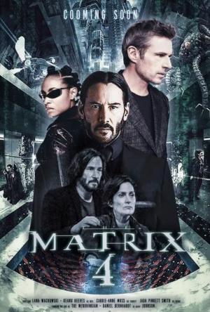 فيلم ذا ماتريكس الجزء الرابع The Matrix 4