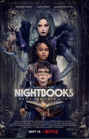 فيلم كتب ليلية Nightbooks 2021 مترجم