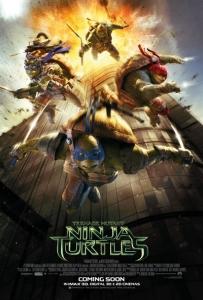 فيلم الأكشن والخيال العائلي سلاحف النينجا Teenage Mutant Ninja Turtles 2014 مترجم