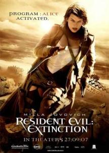 شاهد سلسلة فلم الاكشن و الخيال العلمي المرعب Resident Evil مترجمة