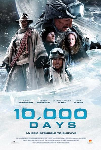 شاهد فلم الخيال العلمي 10,000Days 2014 مترجم
