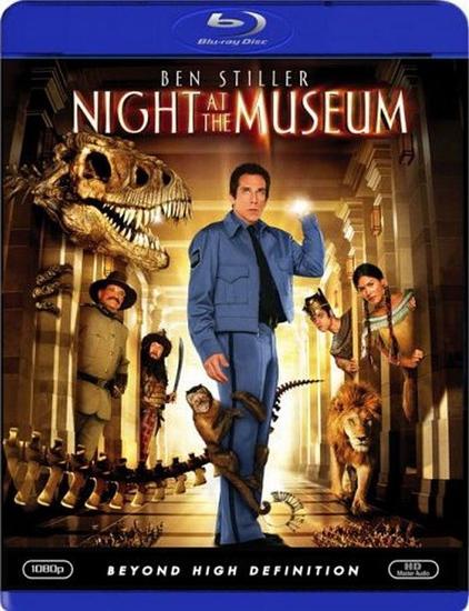 شاهد فلم الخيال والمغامرة والكوميديا Night at the Museum 2006 مترجم