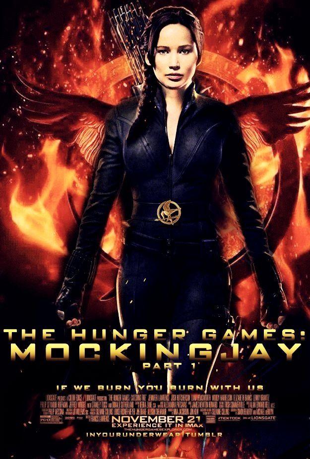 شاهد فلم الاكشن والخيال The Hunger Games Mockingjay Part 1 2014 مترجم HD