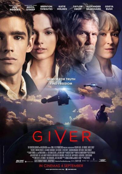 شاهد فلم الخيال العلمي The Giver 2014 مترجم بجودة HD