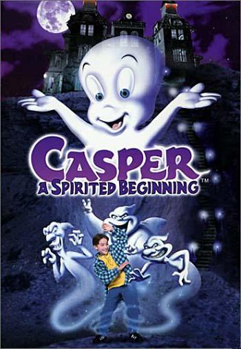 شاهد الفلم العائلي كاسبر الشبح Casper a Spirited Beginning 1997 مدبلج للعربية