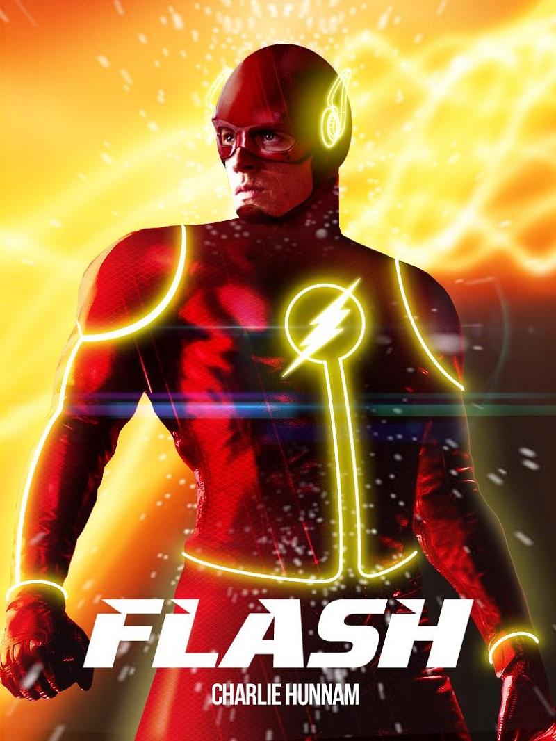 مسلسل المغامرة والخيال رجل البرق The Flash  - الموسم الاول