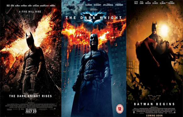 The Dark Knight Rises مترجم