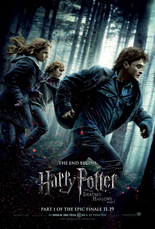 c86ec12db شاهد فلم المغامرة والخيال والسحر هاري بوتر Harry Potter and the Deathly  Hallows: Part I